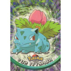 Topps Pokémon Series 1 – #2 Ivysaur