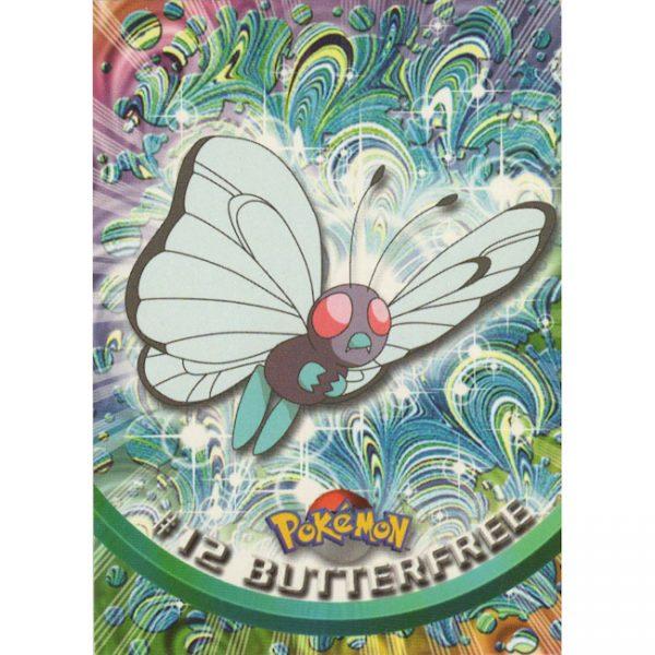 Topps Pokémon Series 1 – #12 Butterfree