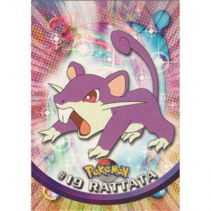 Topps Pokémon Series 1 – #19 Rattata