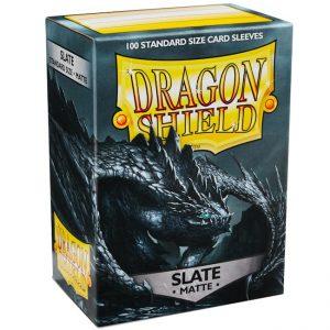 SLEEVES Dragon Shield – Matte – Slate
