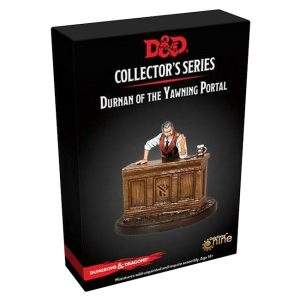 D&D Collectors Series Miniatures – Durnan of the Yawning Portal