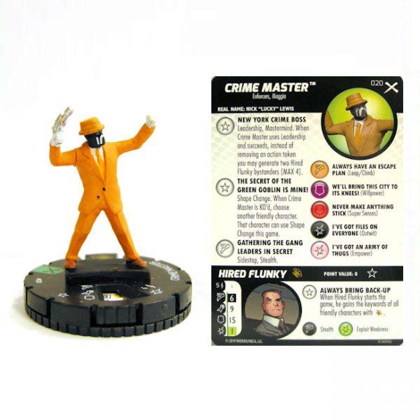 #20 Crime Master – Earth X