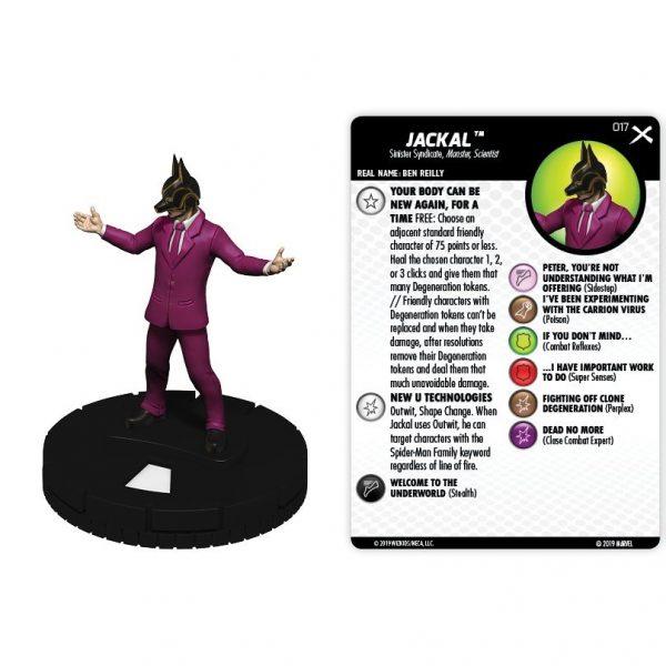 #17 Jackal- Earth X