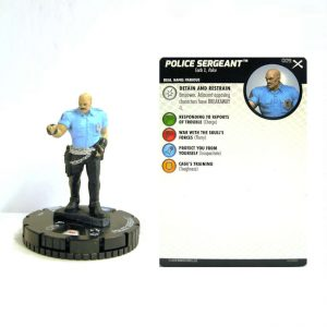 #9 Police Sergeant – Earth X