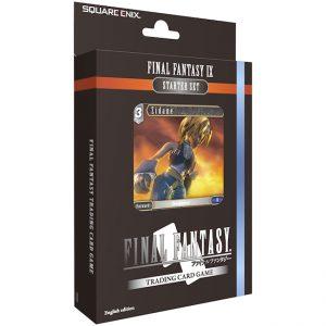Final Fantasy TCG FF IX Starter Set