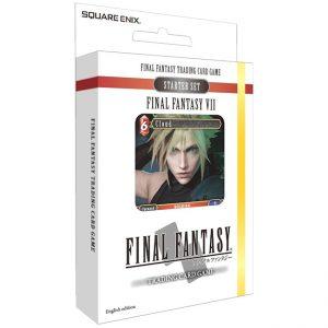 Final Fantasy TCG FF VII Starter Set