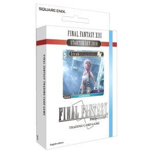 Final Fantasy TCG FF XIII Starter Set