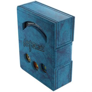 Gamegenic KeyForge Deck Book – Blue