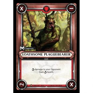 Loathsome Plaguebearer (Unclaimed)