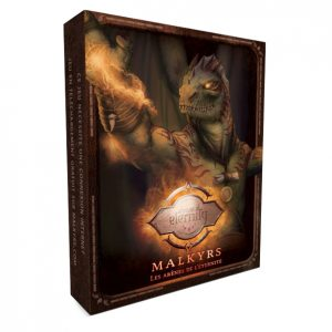 Malkyrs: Arenas of Eternity – Introduction pack Glovedil + 1 Booster pack