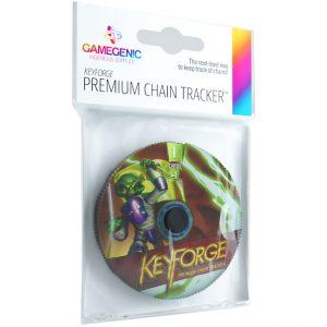 Keyforge Premium Chain Tracker – Mars