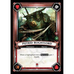 Putrid Blightlord (Unclaimed)