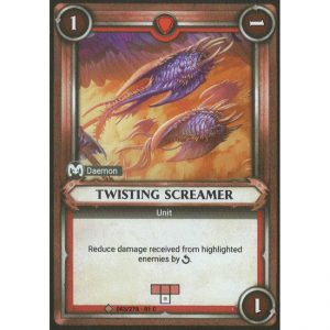 Twisting Screamer (Unclaimed)