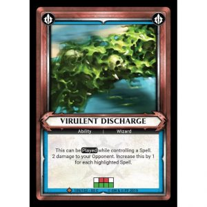 Virulent Discharge (Unclaimed)