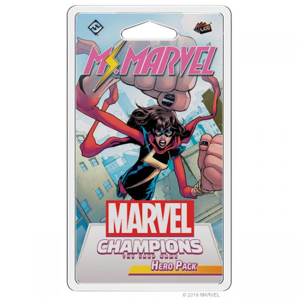 Marvel Champions – Hero Pack – Ms.Marvel
