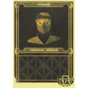 Alter Sleeves – Human token