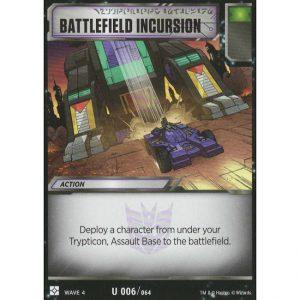 Battlefield Incursion