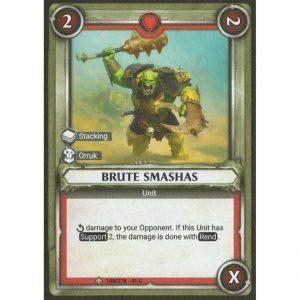 Brute Smashas (Unclaimed)