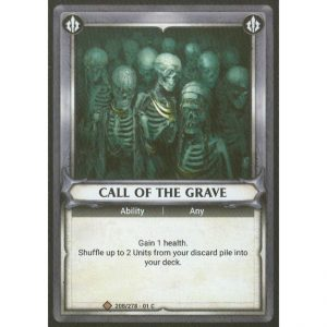 Call of the Grave (Unclaimed)