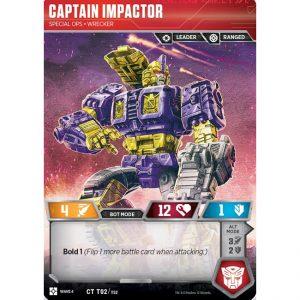 Captain Impactor – Special Ops Wrecker