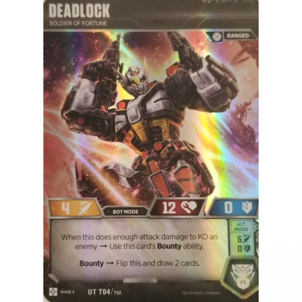 Deadlock – Soldier of Fortune