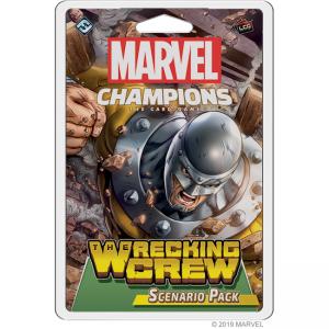 Marvel Champions LCG – The Wrecking Crew