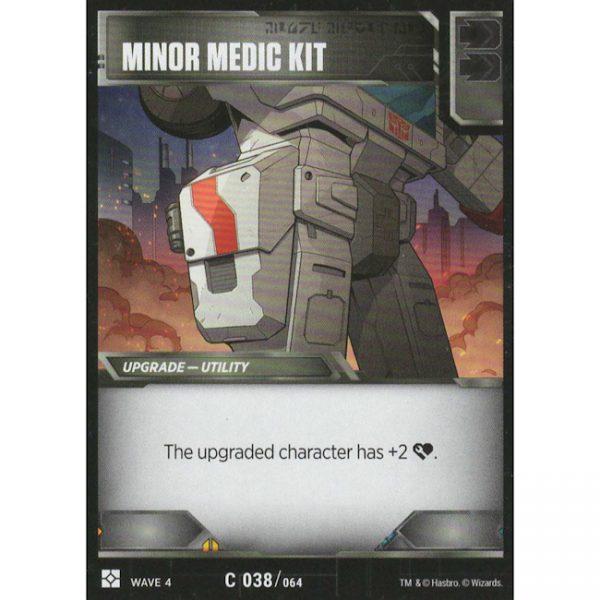 Minor Medic Kit