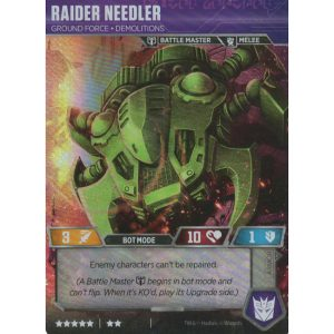 Raider Needler – Ground Force Demolitions