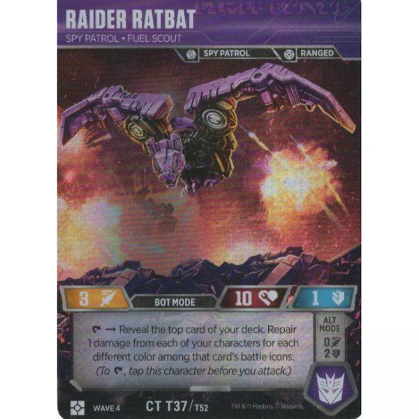 Raider Ratbat – Spy Patrol Fuel Scout