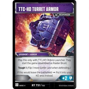 TTC-HD Turret Armor (Raider Brunt Upgrade)