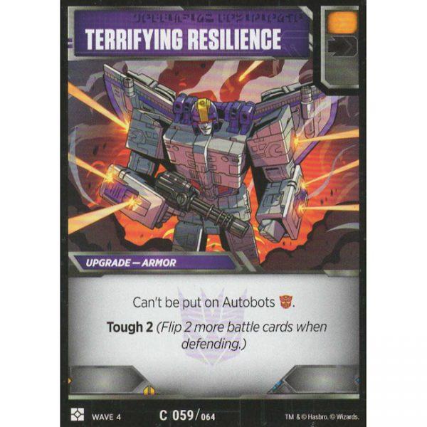 Terrifying Resilience