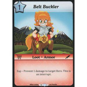 Belt Buckler