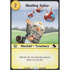 Healing Salvo