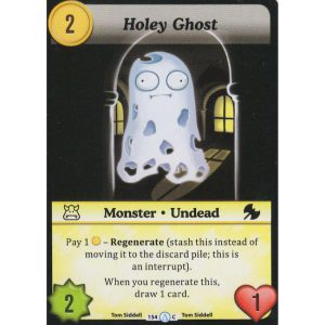 Holey Ghost