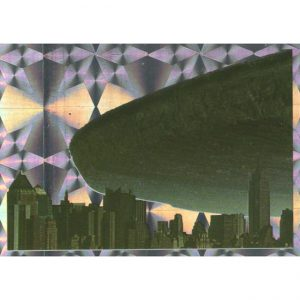 Merlin Collections – Independence Day – Sticker #33