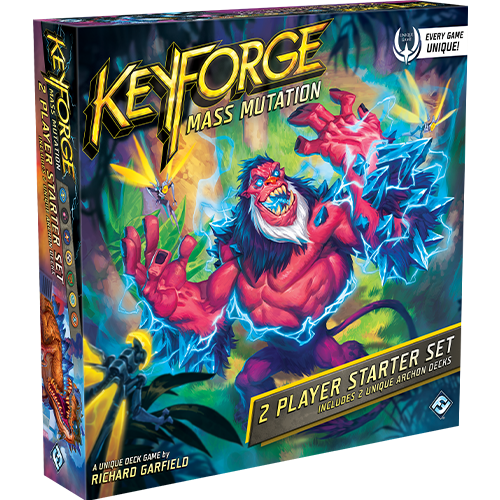 KeyForge – Mass Mutation – Two-Player Starter Set