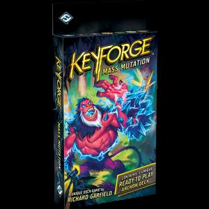 Keyforge – Mass Mutation – Archon Deck
