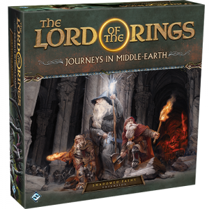Lord of the Rings – Journeys in Middle Earth – Shadowed Paths