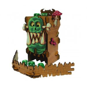 Mechanical Dice Tower – Orc Totem