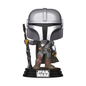 Star Wars The Mandalorian POP! TV Vinyl Figure The Mandalorian 9 cm