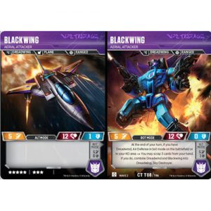 Blackwing – Aerial Attacker