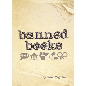 Banned Books – Button Shy Wallet Game