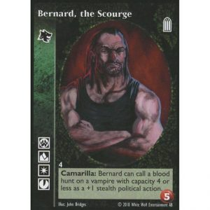 Bernard, the Scourge