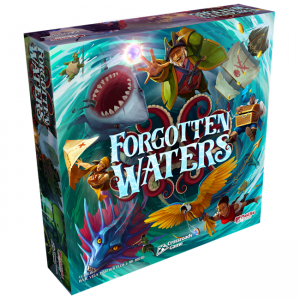 Forgotten Waters – A Crossroads game