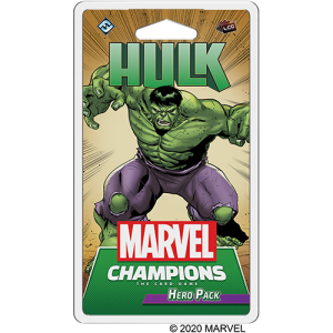 Marvel Champions – Hero Pack – Hulk