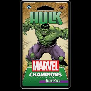 Marvel Champions – Hero Pack – Hulk