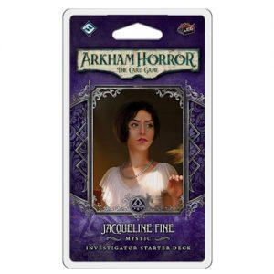 Arkham Horror LCG – Investigator Starter Deck – Jacqueline Fine