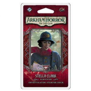 Arkham Horror LCG – Investigator Starter Deck – Stella Clark