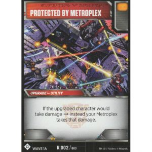Protected by Metroplex
