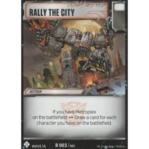Rally the City